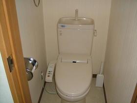 小島ハイツⅡ 101号室のトイレ