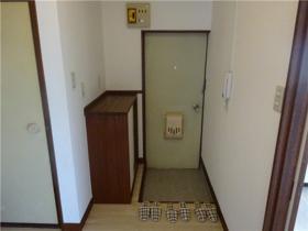 フラットブレラ1号棟 201号室の玄関