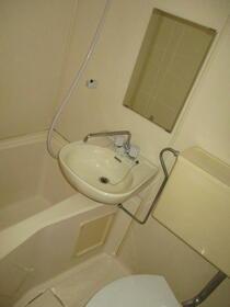 秀和レジデンス 201号室の風呂