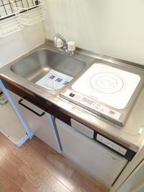フォーレブランシュ 205号室の洗面所
