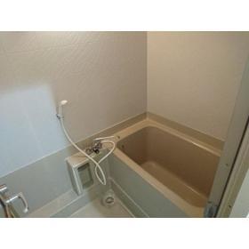 ティアラ南 201号室の風呂