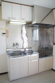 つかさコーポ 102号室のキッチン