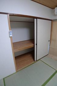 浦和グリーンマンション 303号室の収納