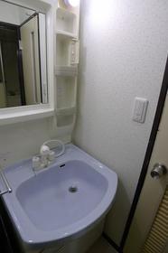 浦和グリーンマンション 303号室の洗面所