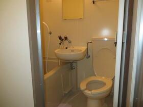 ドルチェ・ビータ 205号室の風呂