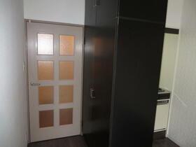 ドルチェ・ビータ 205号室の収納
