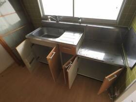 ドリームハイツ澤 3号棟 308号室のキッチン