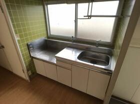 ドリームハイツ澤 5号棟 502号室のキッチン
