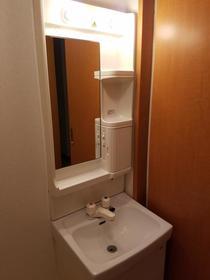 ハイツ八千代 103号室の洗面所