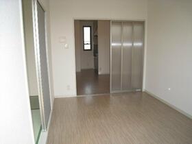 サンライズ村田Ⅱ 102号室のリビング