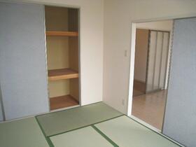 サンライズ村田Ⅱ 102号室の収納
