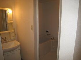 サンライズ村田Ⅱ 102号室の洗面所