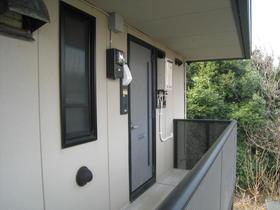 サンライズ村田Ⅱ 102号室の玄関
