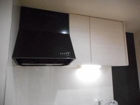 スプリーン 103号室のキッチン