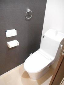 スプリーン 103号室のトイレ