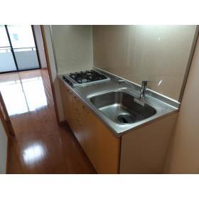 SIE'S EBISU 401号室のキッチン
