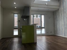 ヨーロー 99 A棟 2号室のキッチン