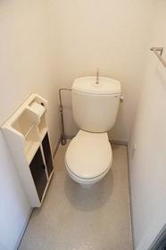 ジュネスエルI 103号室のトイレ