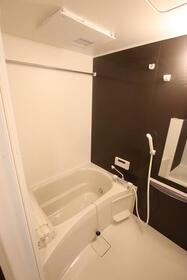 鹿手袋6丁目D-room新築計画 105号室の風呂