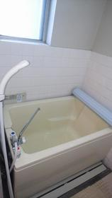 与野中里住宅 301号室の風呂