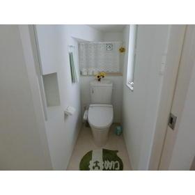 三室大古里緑地台住宅H棟のトイレ