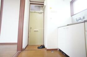ターフあガーデン 201号室の玄関