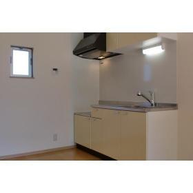 Ajax Ⅳ 103号室のキッチン
