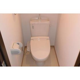 Ajax Ⅳ 103号室のトイレ