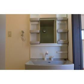 Ajax Ⅳ 103号室の洗面所