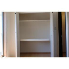 Ajax Ⅳ 103号室の収納