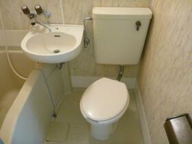 レジダンスイン・目黒 0501号室のトイレ