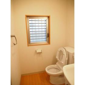 柿ノ木坂Hills 101号室のトイレ