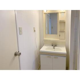 レスポワール 202号室のキッチン