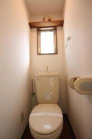 マキシム吉塚駅前 201号室のトイレ
