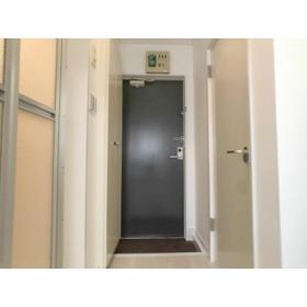 リブレス八木崎 旧レオパレス八木崎第2 204号室の玄関