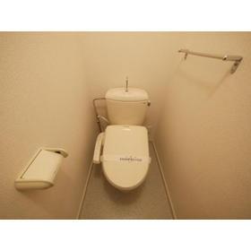小杉邸Ⅱのトイレ