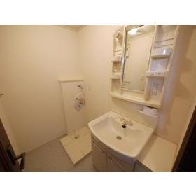 小杉邸Ⅱの洗面所