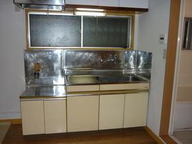 ハイツ・トーヤマ 101号室のキッチン