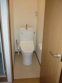 ハイツ・トーヤマ 101号室のトイレ