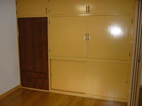 ハイツ・トーヤマ 101号室の収納