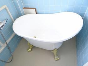 グリーンフラッツI 301号室の風呂