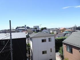 グリーンフラッツI 301号室の眺望