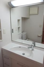 REISM HIVE 渋谷桜丘 402号室の洗面所