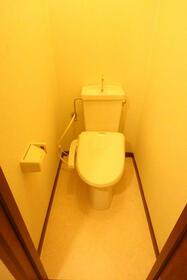シェル・ドエル 103号室のトイレ