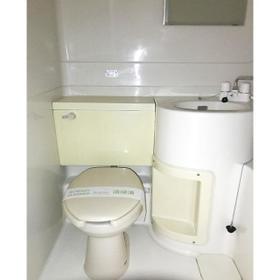 ルーニィ平町 0112号室の風呂