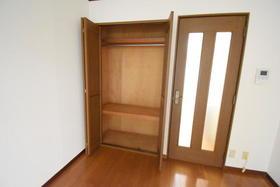 第二藤マンション 107号室の収納