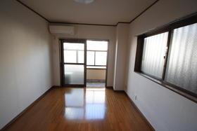 第二藤マンション 116号室のベッドルーム
