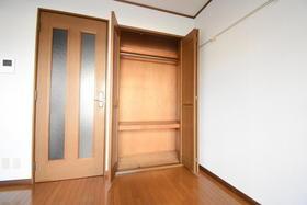 第二藤マンション 116号室の収納