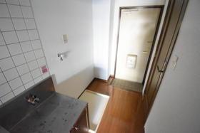 第二藤マンション 116号室のキッチン