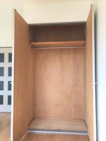 RHK鈴谷6 406号室の収納